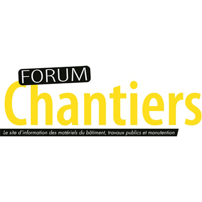 Article Forum Chantiers - septembre 2018