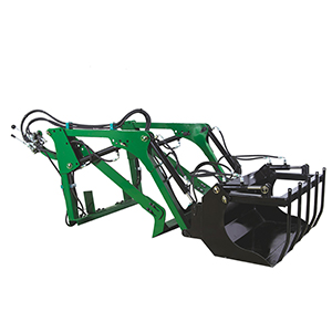 THE FRONTAL CLAW LOADER