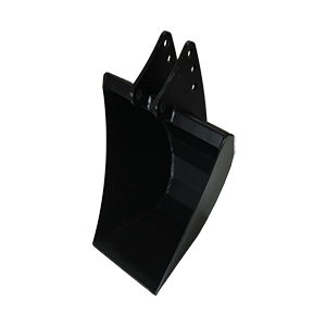 Trapezium bucket for Cigale, Sphinx