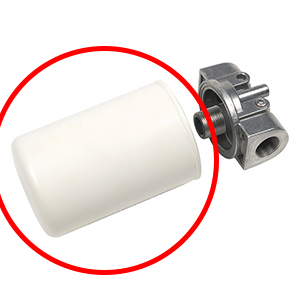 Cartridge for filter holder 3/4
