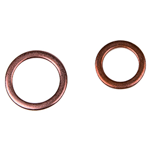 Copper seal